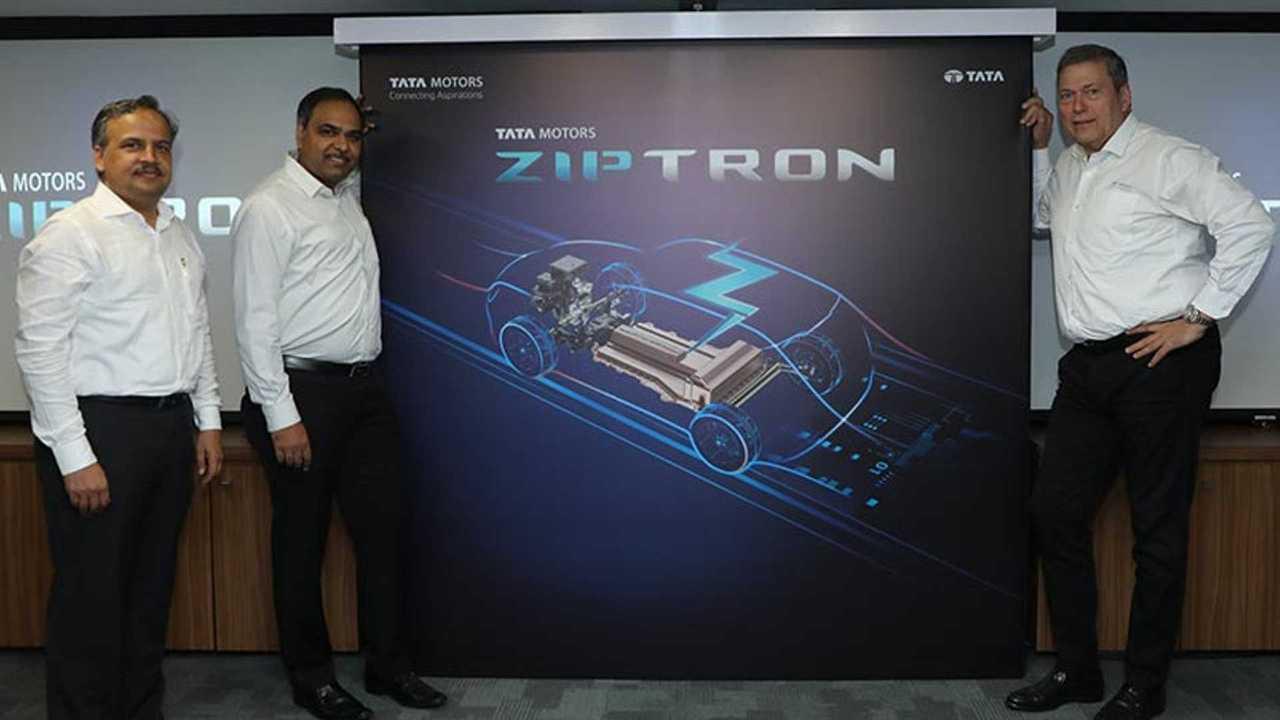 Tata Motors announces its cutting-edge EV technology brand 'ZIPTRON'