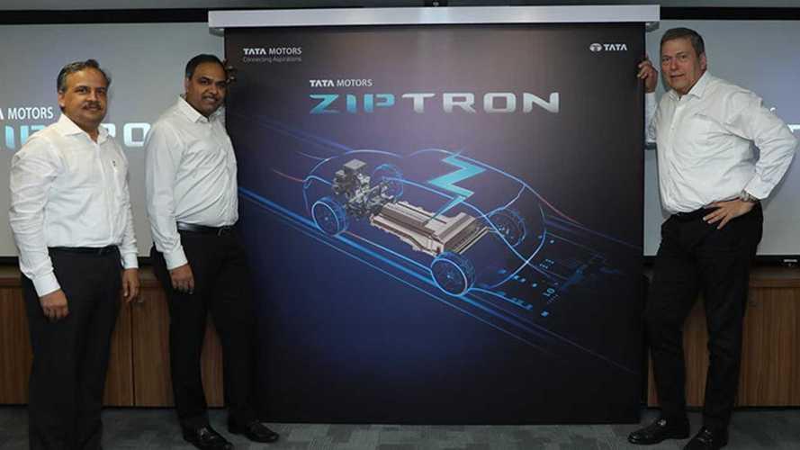 Tata Motors Launches EV Technology Brand ZIPTRON