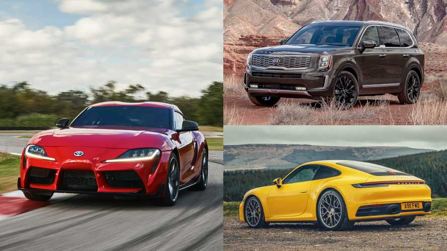 2020 North American Car, Truck, And SUV Of The Year Nominees Announced