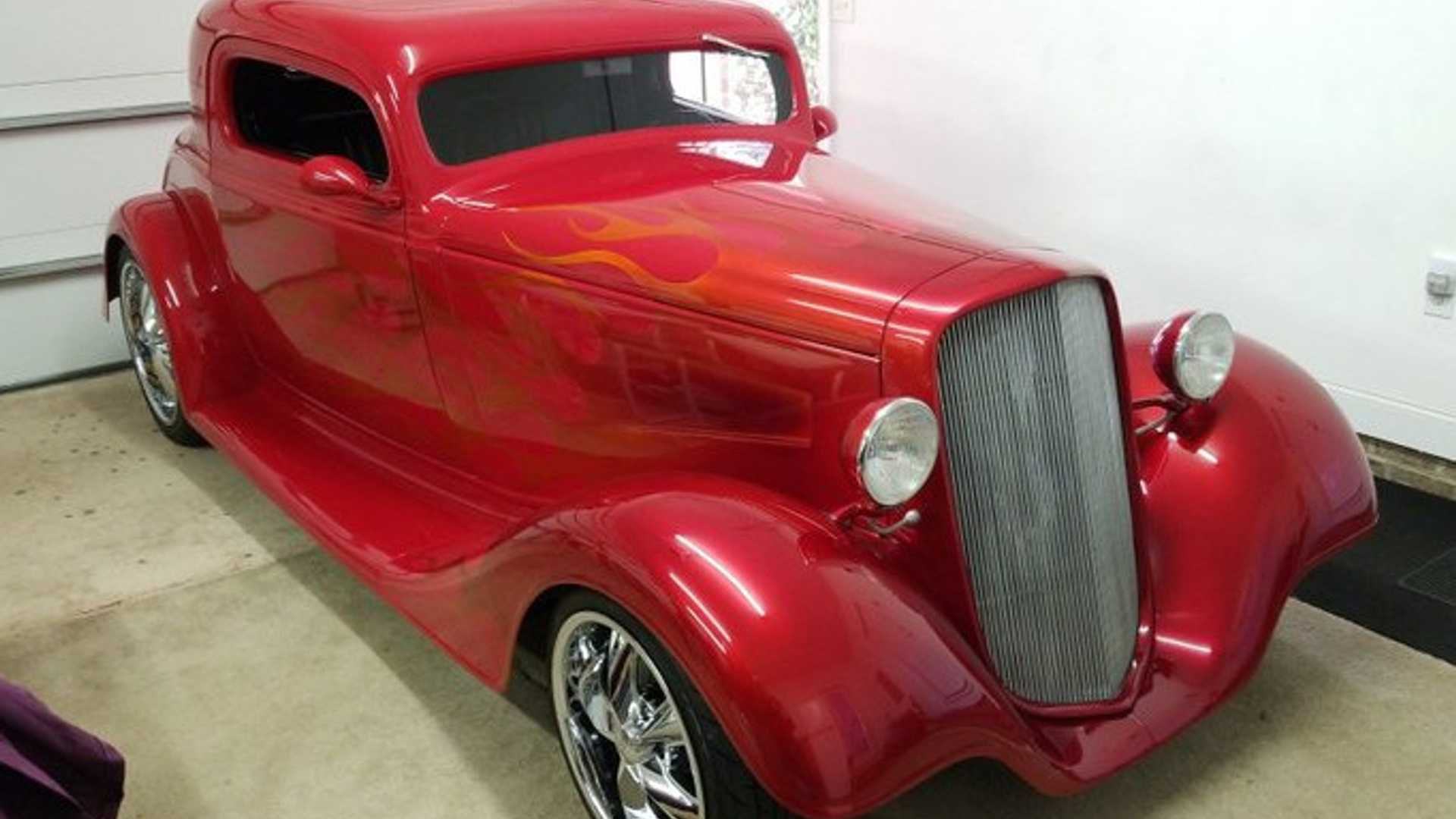 """[""""1935 Chevy 3-Window Coupe""""]"""