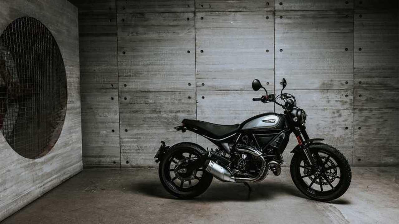 2020 Ducati Scrambler Icon Dark