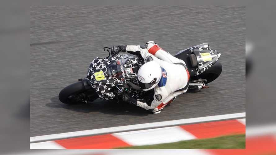 Is This The 2020 Honda CBR1000RR Testing At Suzuka?