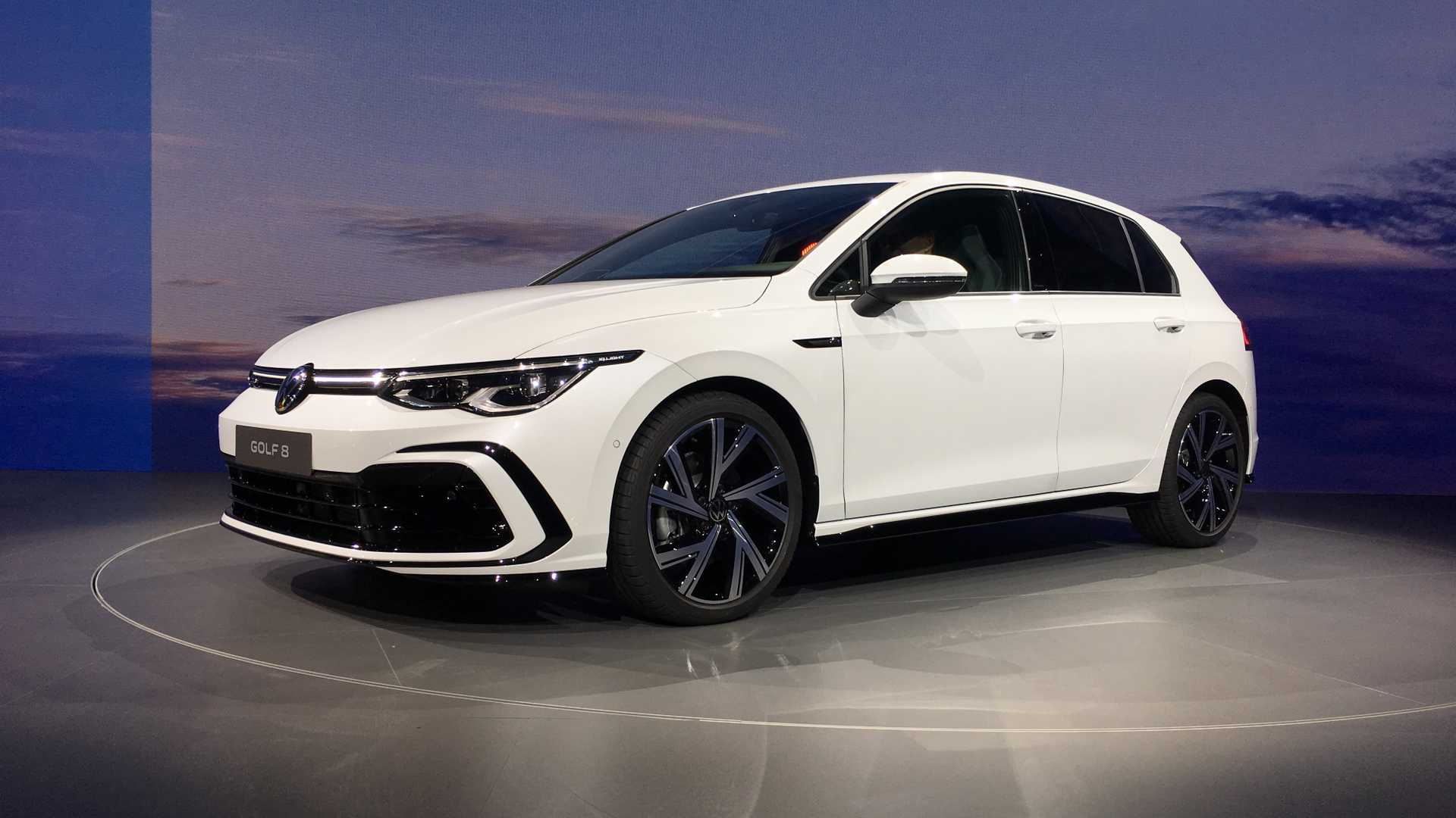 2020 Golf R Review.2020 Volkswagen Golf Ushers In Eighth Generation With 11