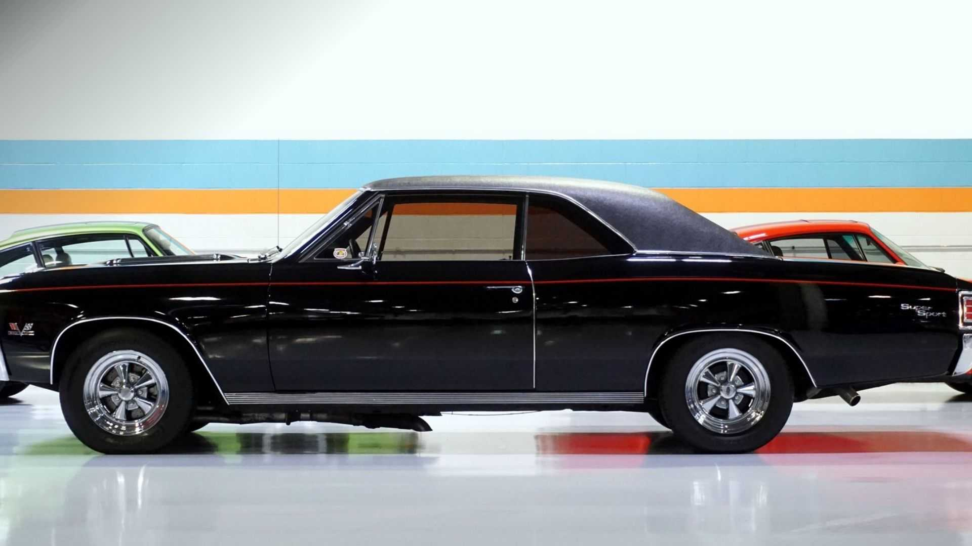 "[""Garage A Sinister 1967 Chevy Chevelle SS""]"