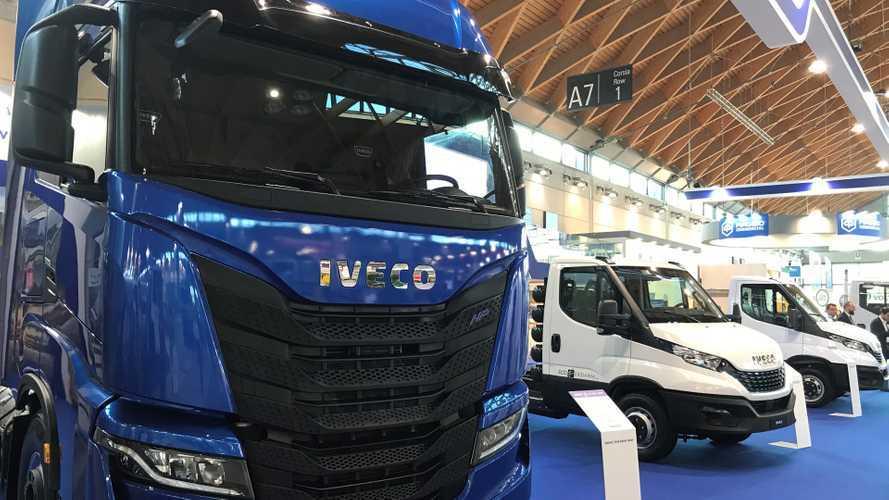 Iveco a Ecomondo con uno stand 100% no diesel
