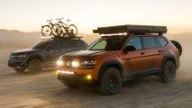 VW bringt vier besondere SEMA-Konzepte nach Las Vegas