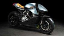 AMB 001 von Aston Martin und Brough Superior ist Kunst auf zwei Rädern