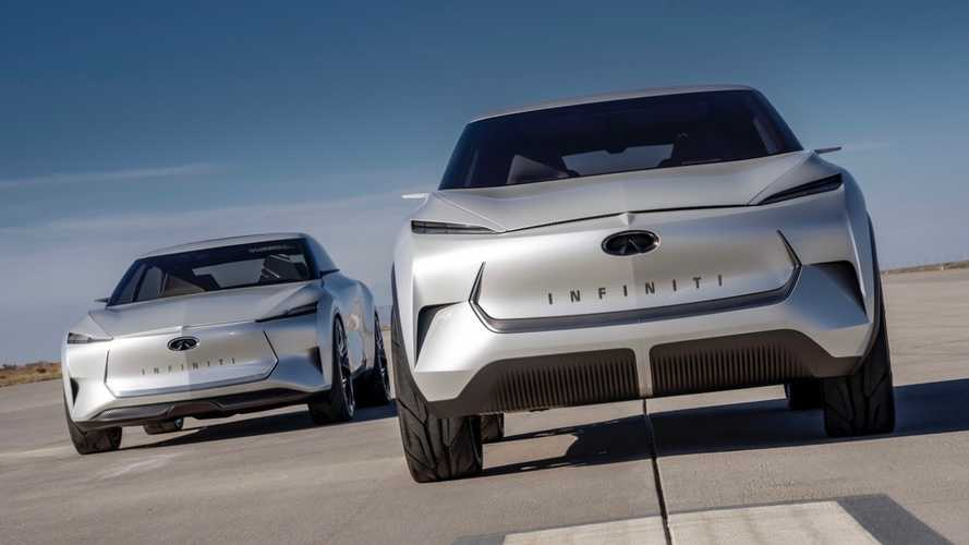 Infiniti Going Electric, Sort Of, With 'Gas-Powered EVs'