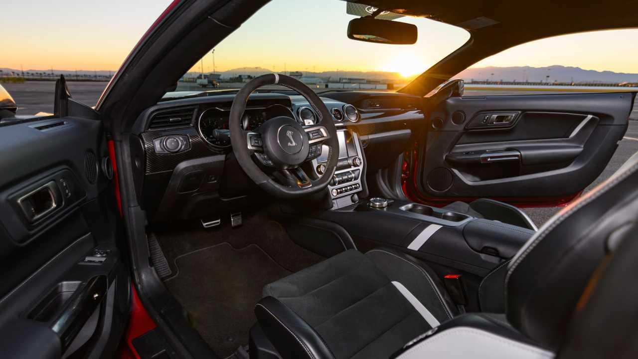 5 Datos Interesantes Del Salvaje Ford Mustang Shelby Gt500
