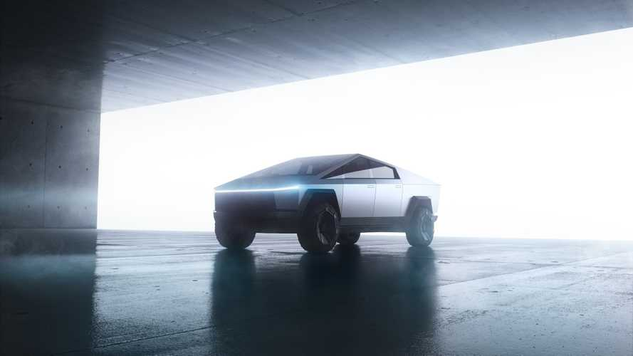 This Tesla Cybertruck Spec Ad Is Faithful To Blade Runner