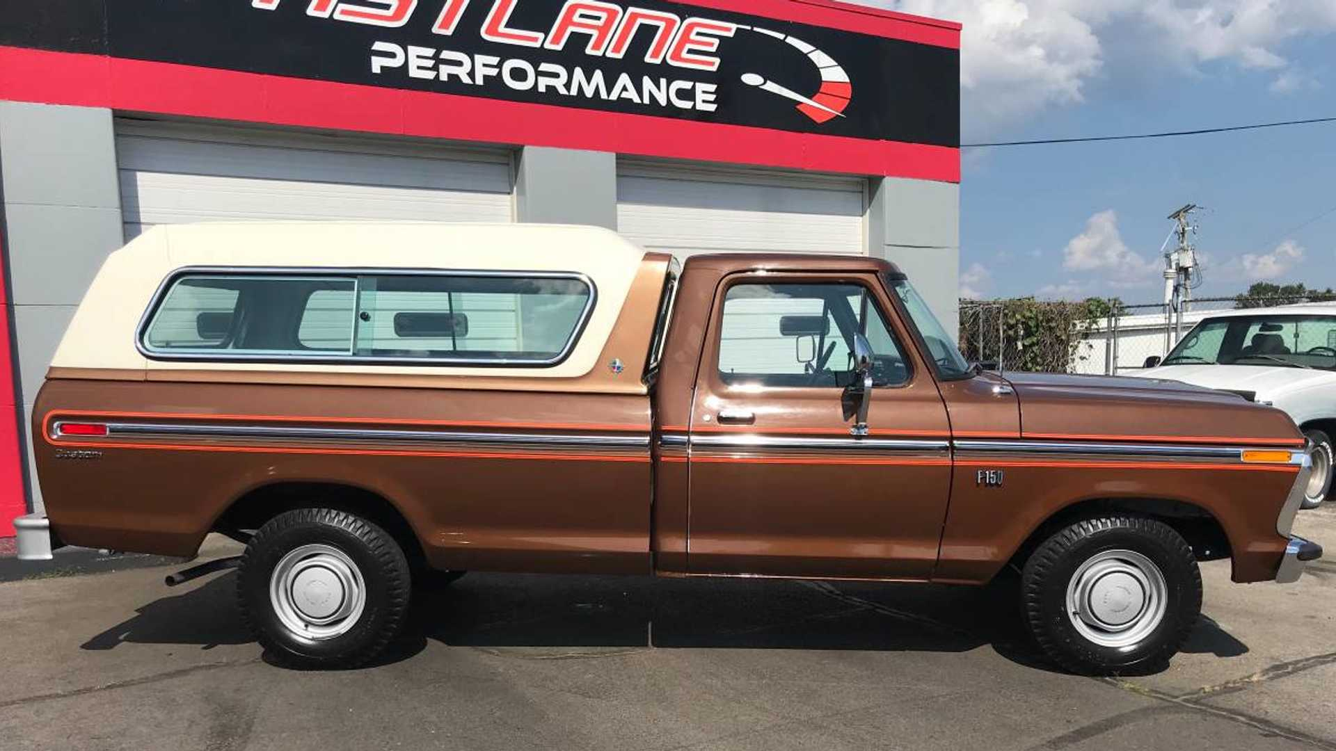 """[""""1976 Ford F-150 Diesel Prototype Was Ahead Of Its Time""""]"""
