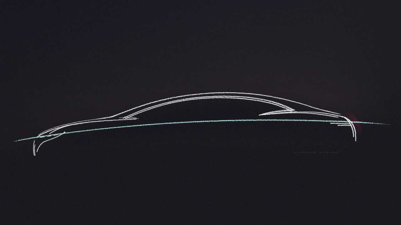 Mercedes-Benz EQS tanıtım videosu