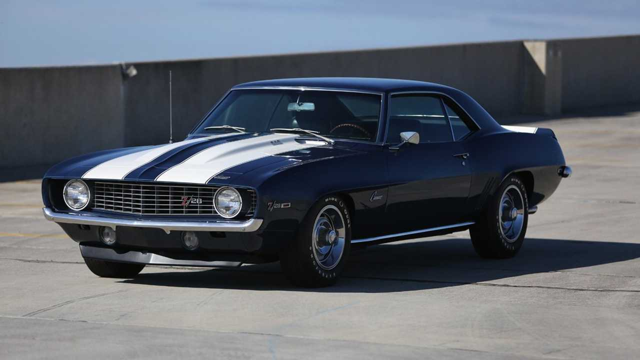 1969 Chevrolet Camaro Z28 Will Dominate Car Shows, Road Courses