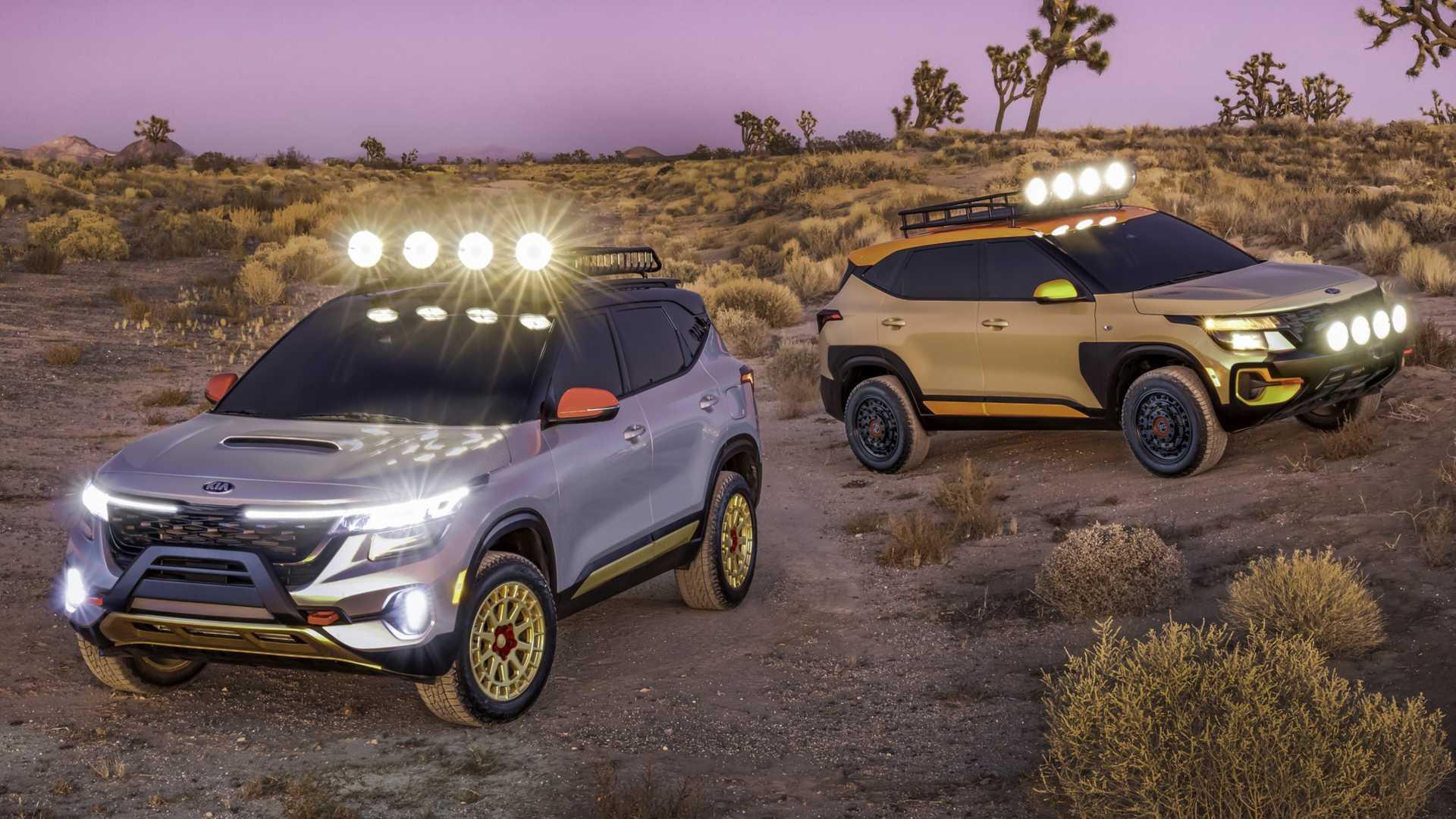 Kia Los Angeles >> Flipboard Kia Seltos Off Road Concepts Revealed In Los Angeles
