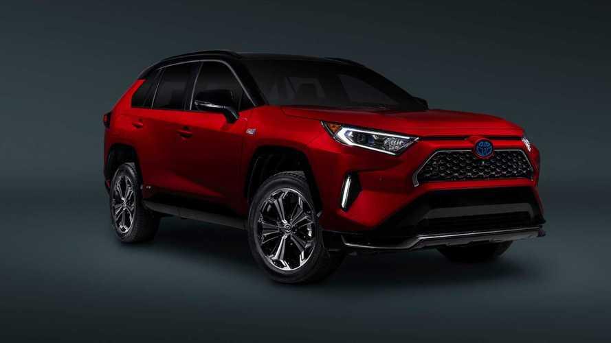 Toyota RAV4 Prime 2021, llega la versión híbrida enchufable