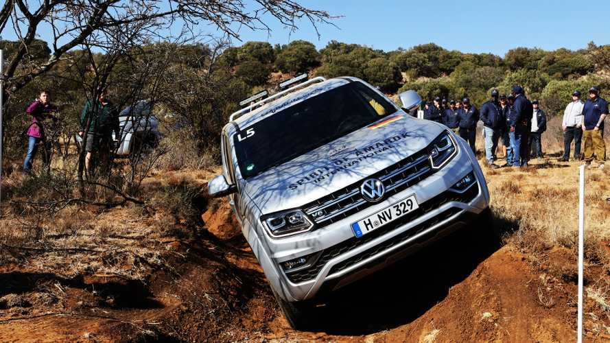 International Spirit of Amarok 2019. Il campionato dilettanti pick-up