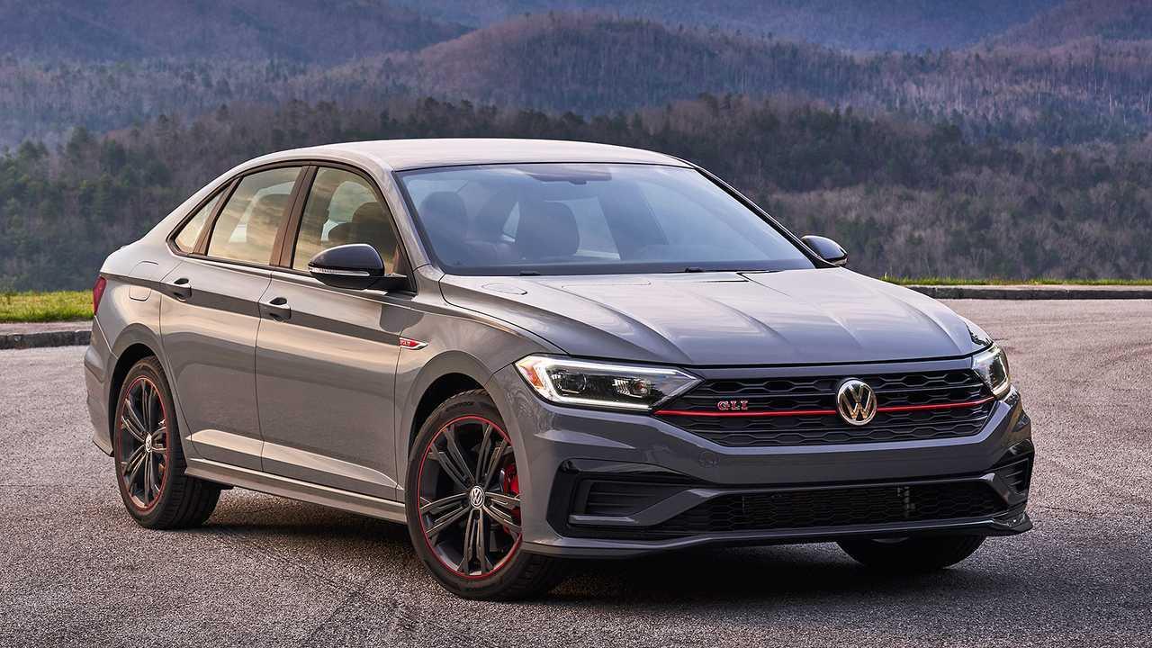 Top 10 VW Auslandsmodelle: VW Jetta GLI