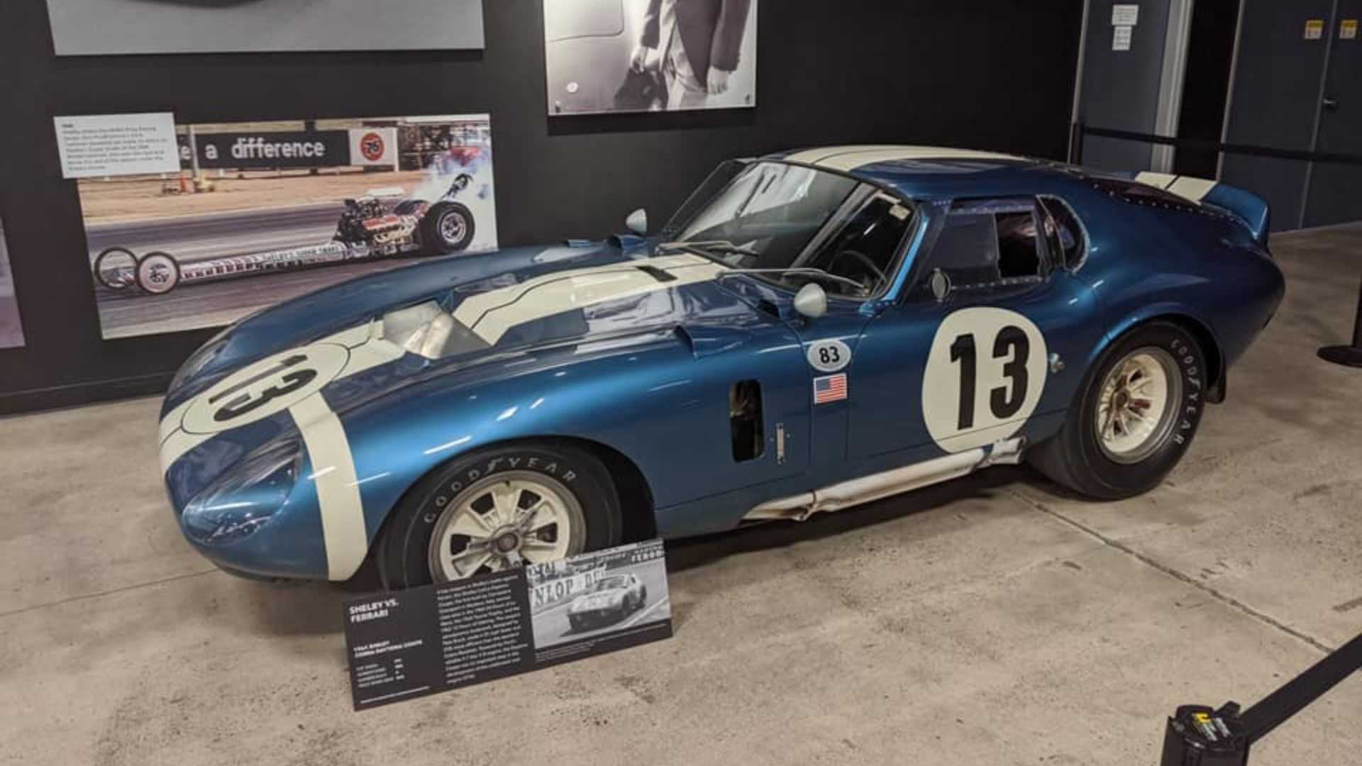 Shelby American Celebrates Ford V Ferrari In Style Motorious