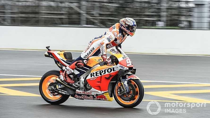MotoGP: Márquez quebra tabu e vence pela primeira vez após título
