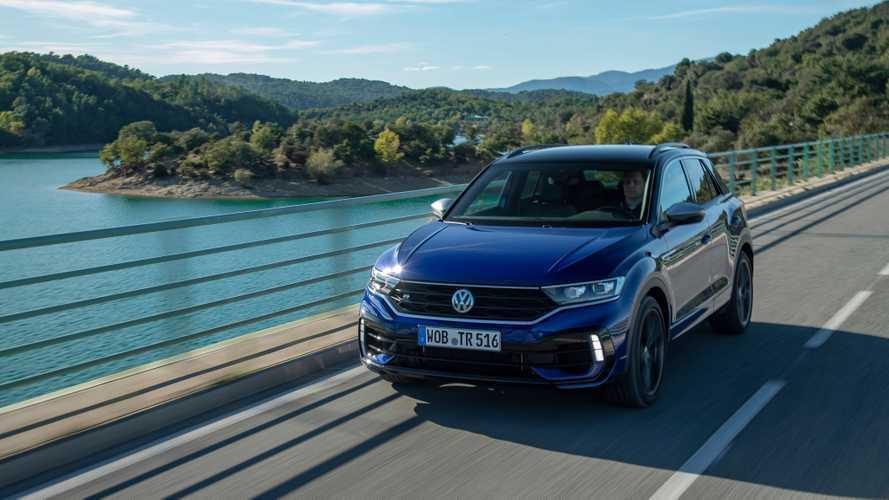 Volkswagen T-Roc y T-Roc R 2019: precios de toda la gama
