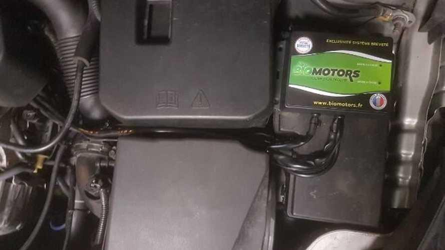 Le réseau Motorcraft peut installer des kits de conversion bioéthanol