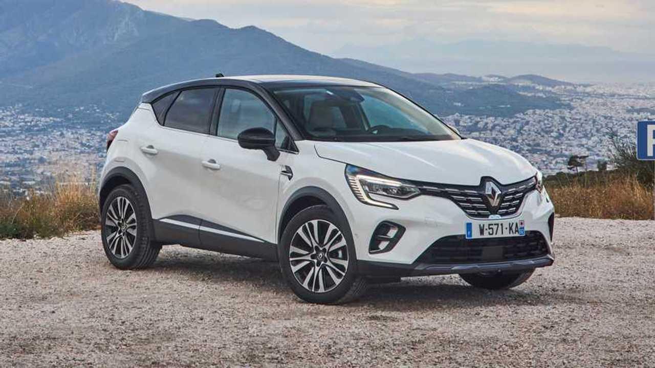 Nuova Renault Captur, prezzo ed equipaggiamenti