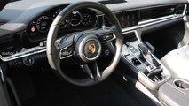 Makyajlı Porsche Panamera Casus Fotoğraflar