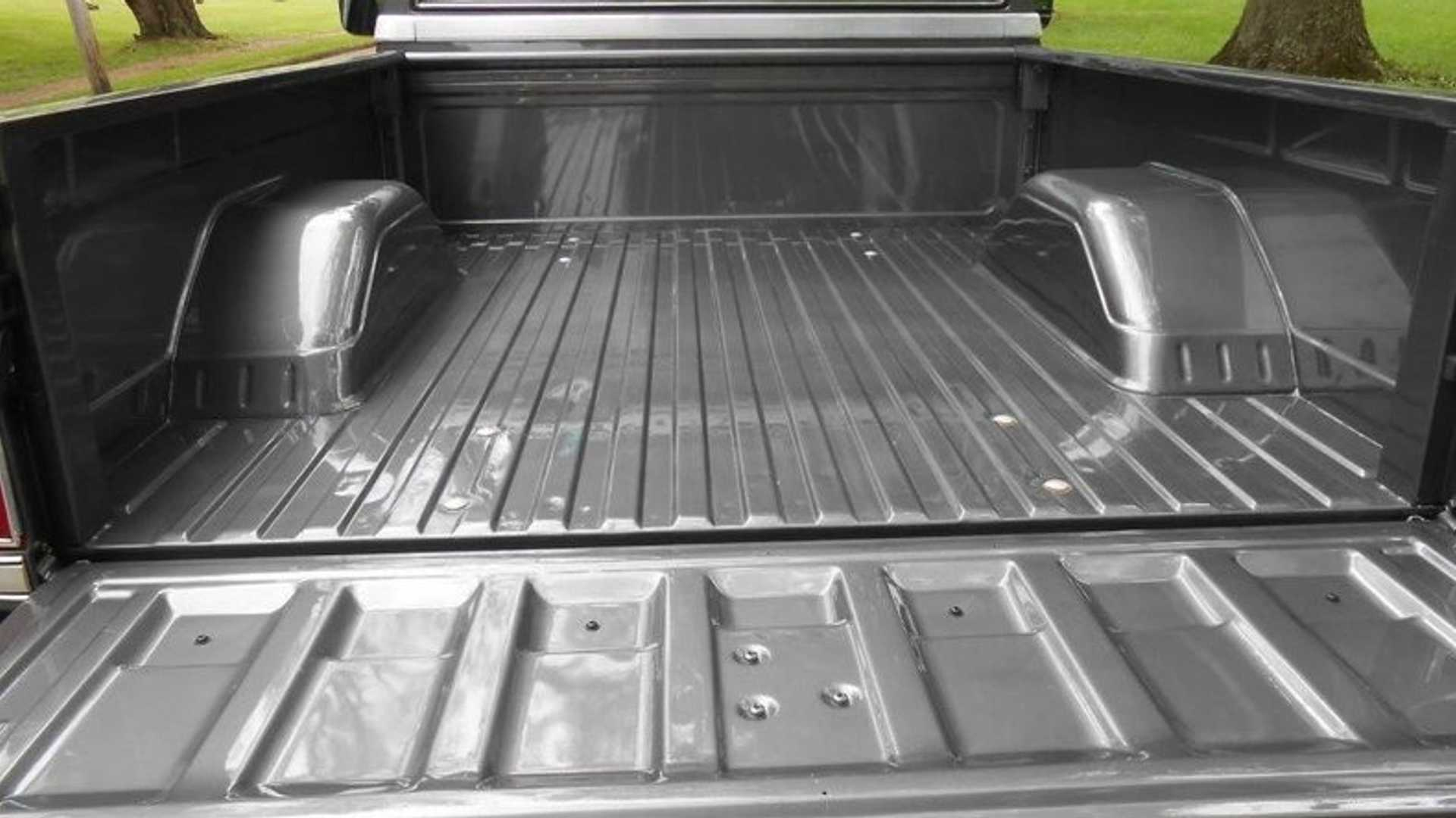 """[""""Hip To Be Square: 1985 Chevrolet C10 Selling At No Reserve""""]"""