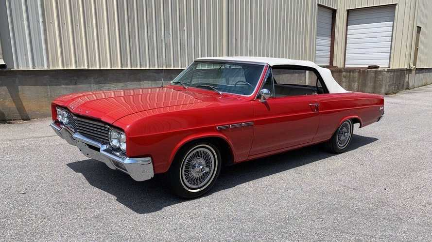 Clean California Convertible: 1965 Buick Special