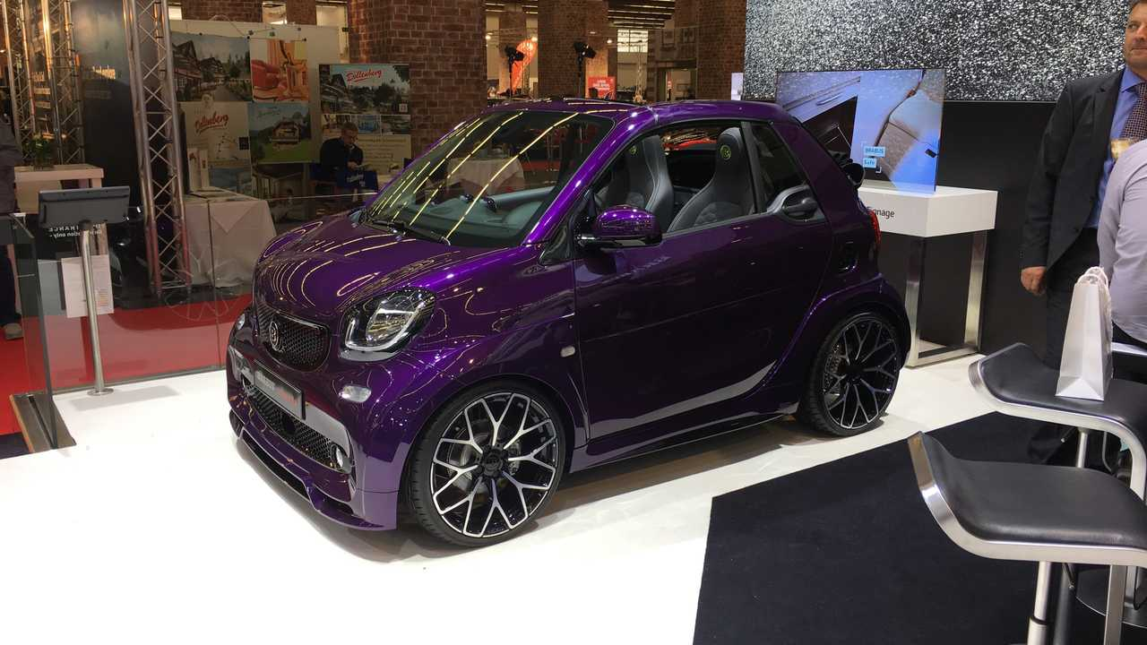 Smart Brabus Ultimate E