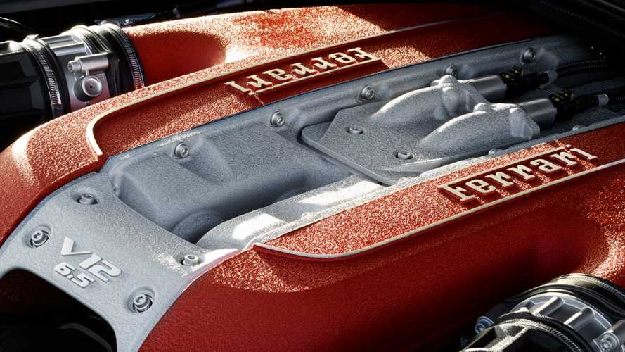 Ferrari Says Emissions And Sound Regulations Are Threatening The V12