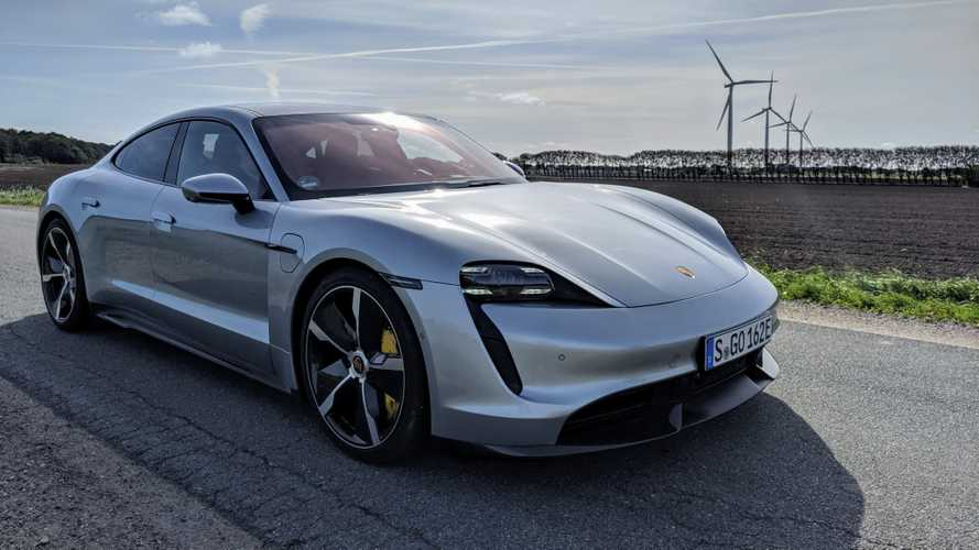 It Turns Out Porsche Taycan Deliveries Are Delayed