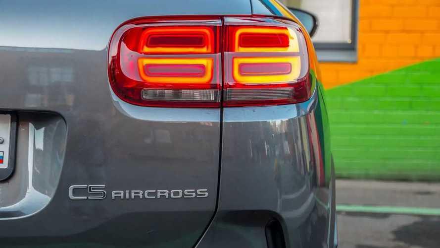 Citroen C5 Aircross тест-драйв в Москве