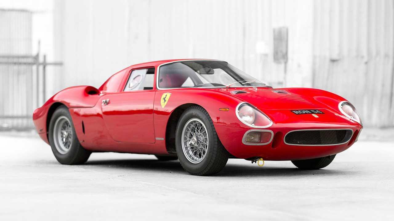 Ferrari 250 LM 1964 - 15,9 milioni di euro