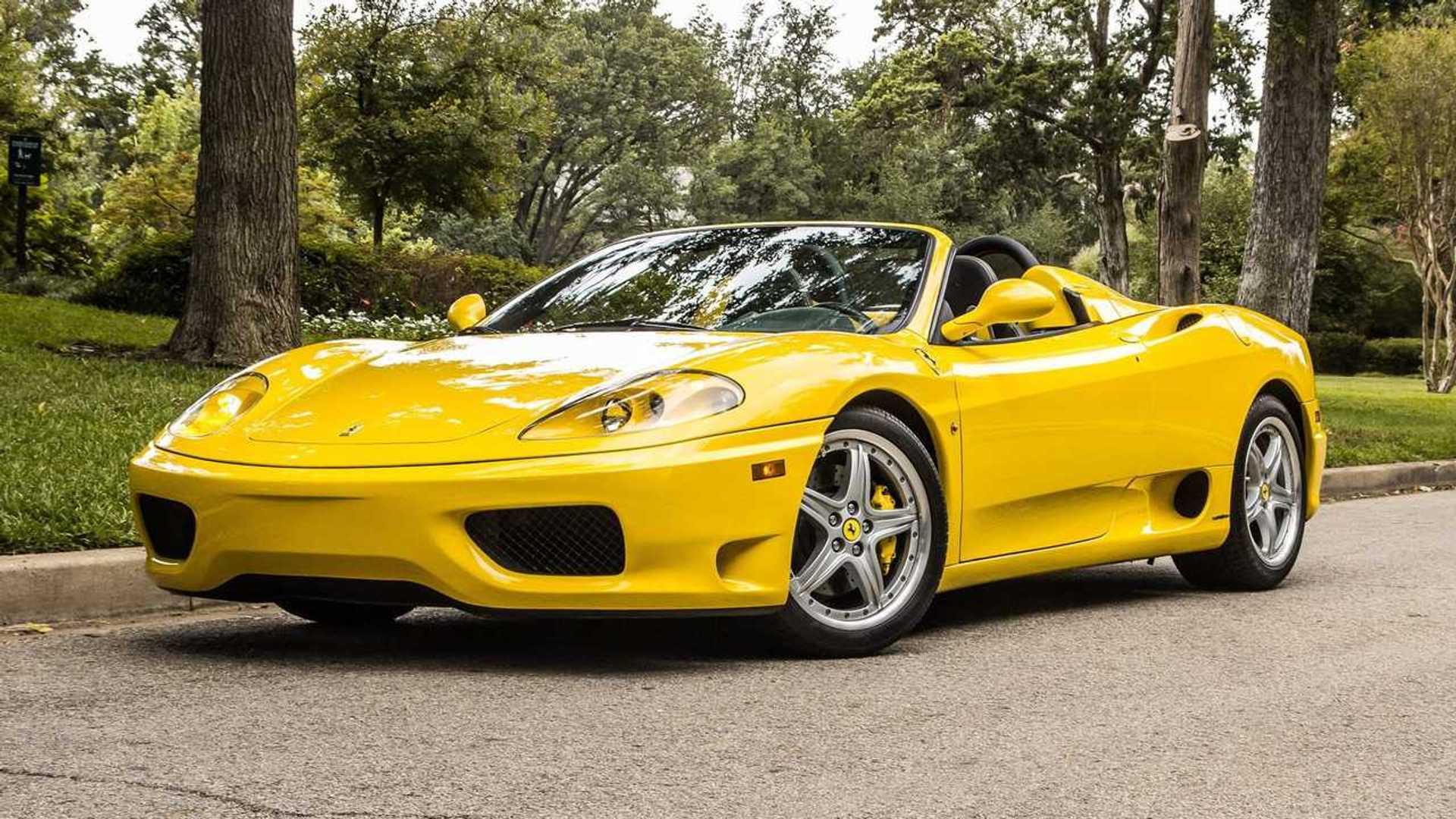"[""16 Ferraris Highlight Rand Luxury Motorcar Auction""]"