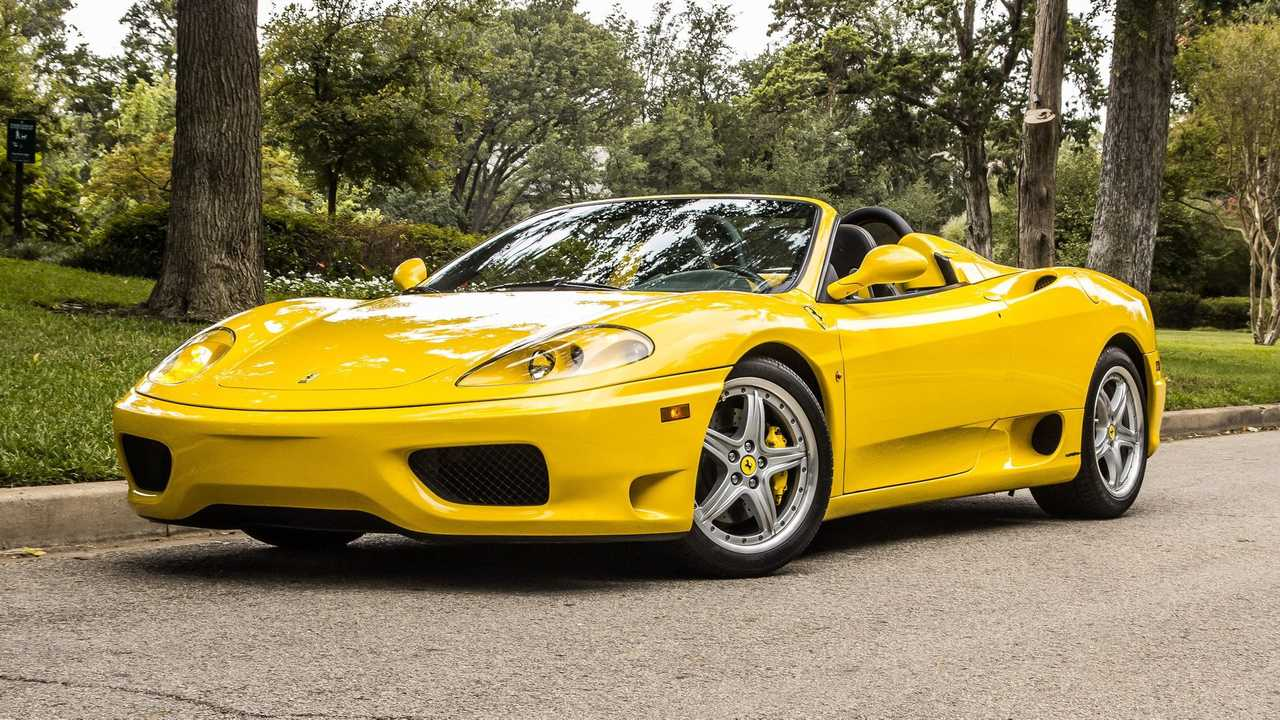 16 Ferraris Highlight Rand Luxury Motorcar Auction