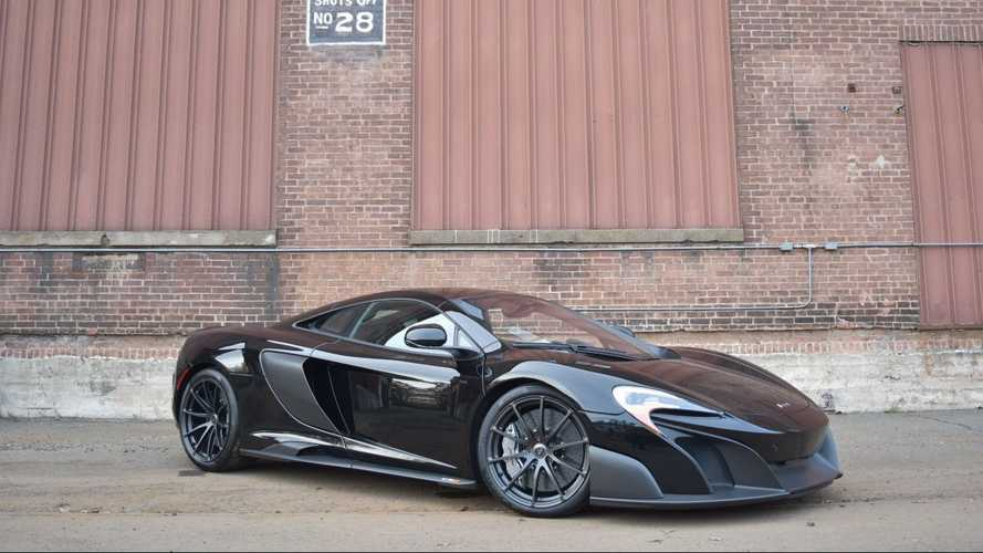 Let This 2016 Mclaren 675LT Rock Your Socks
