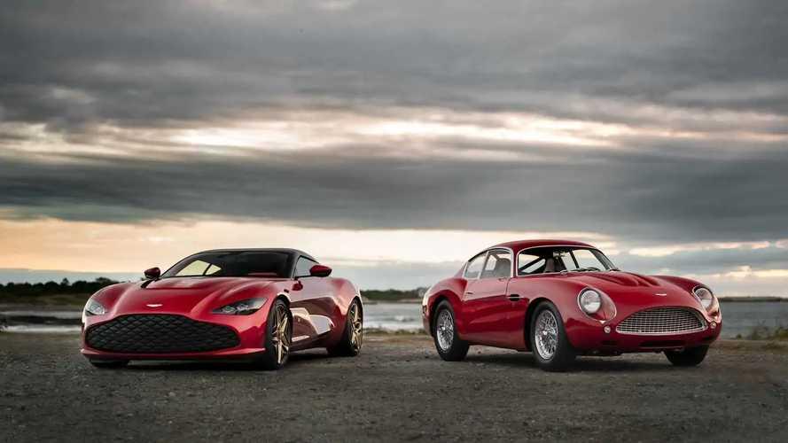 Aston Martin DBS GT Zagato And DB4 GT Zagato Continuation