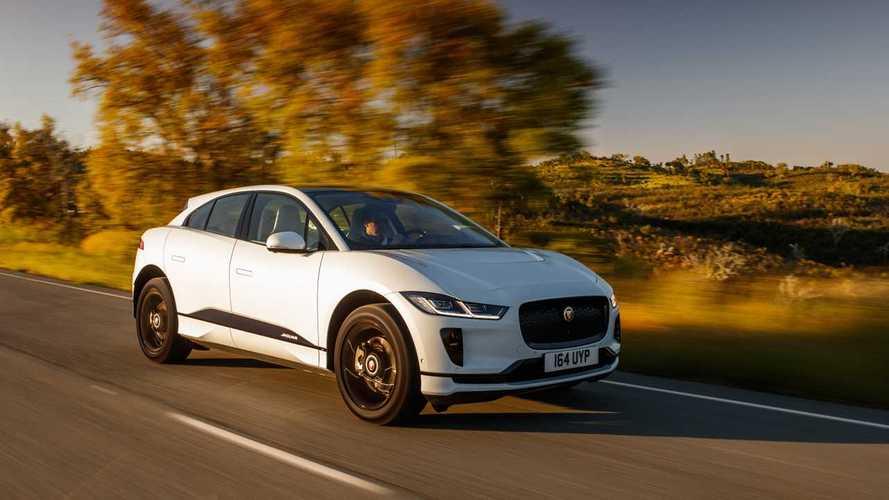 I-PACE Sales At 10% Of Total Jaguar Volume In September 2019
