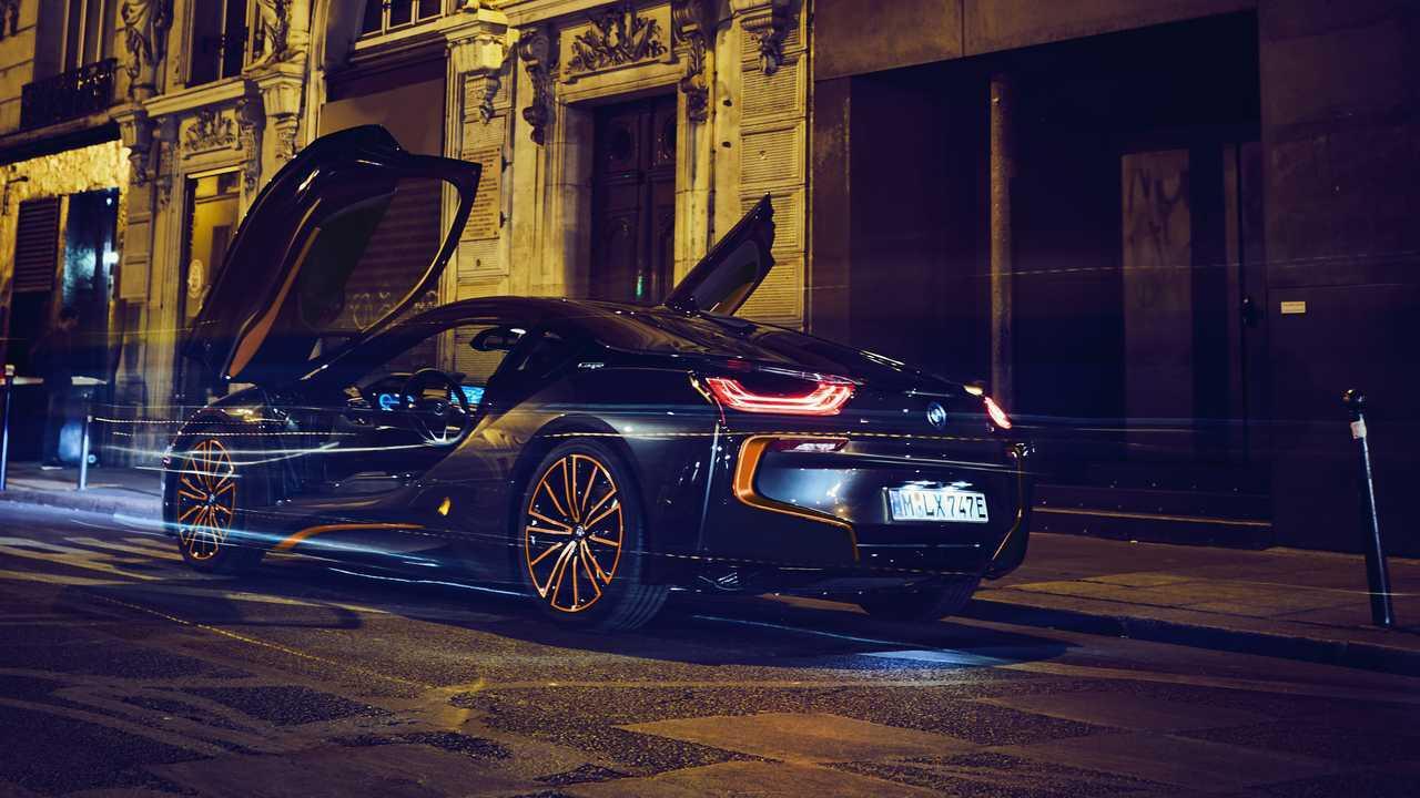 BMW i8 Ultimate Sophisto