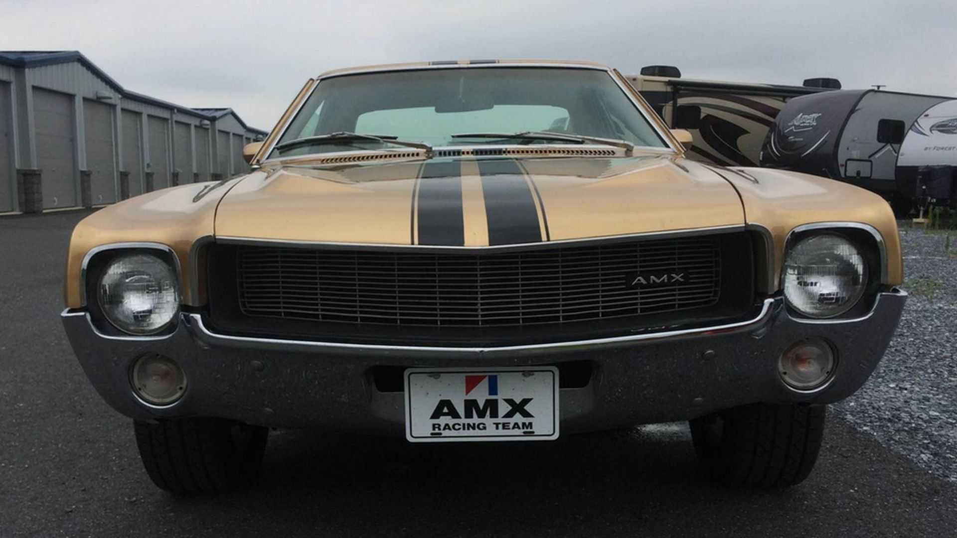"""[""""Now Is The Time To Bid On A 1969 AMC AMX""""]"""