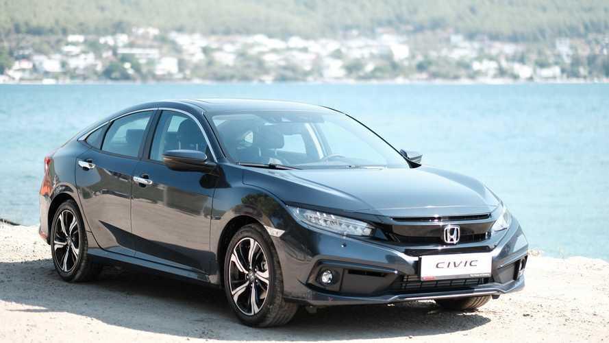 2019 Honda Civic 1.5 Turbo VTEC İlk Sürüş