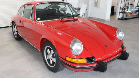Navy pilot s porsche 911t is a collector s dream