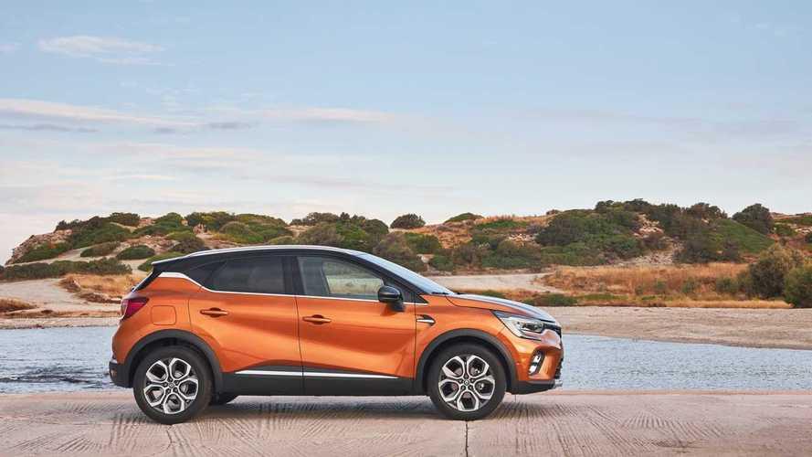 Renault Captur 2020: estos son todos los precios de la gama
