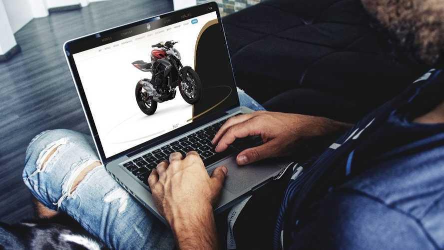 MV Agusta, da oggi la moto si prenota anche online