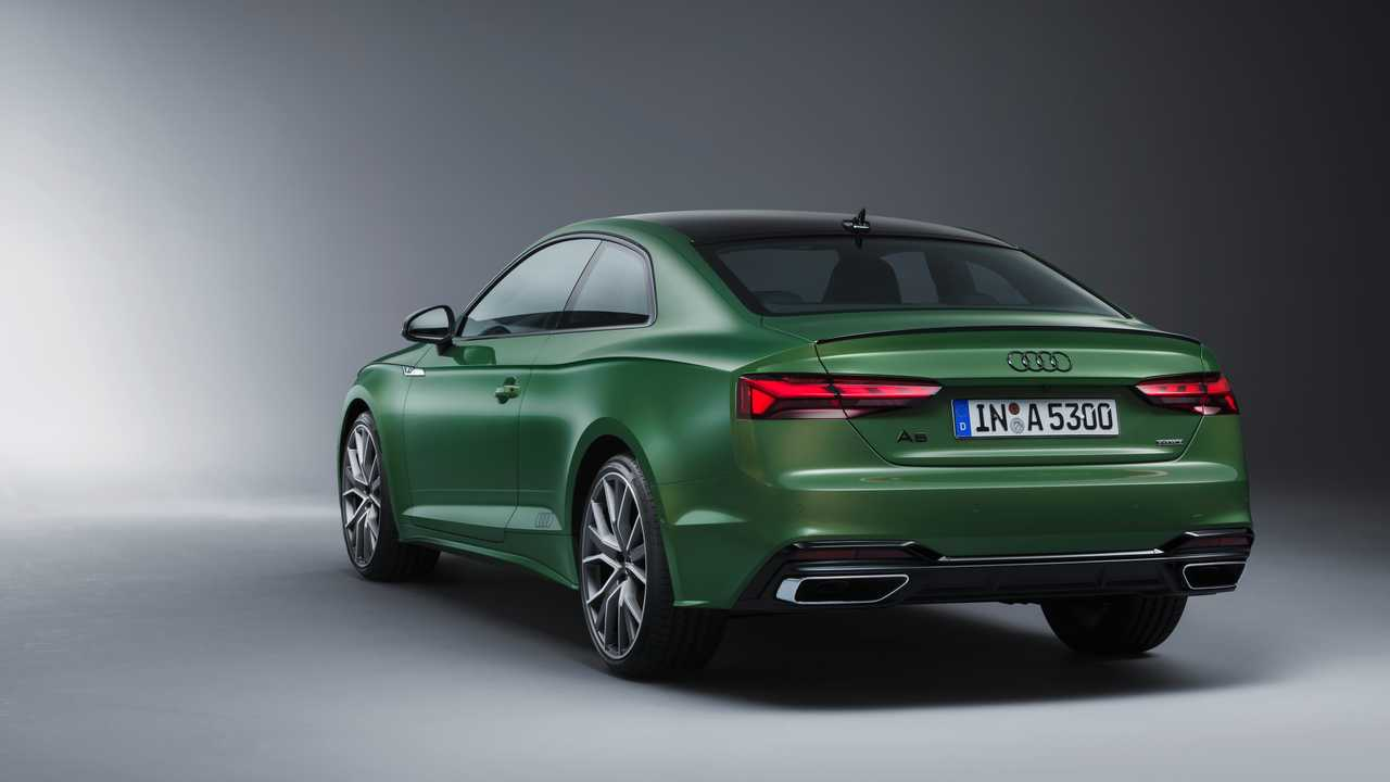 2020 Audi A5 Coupe Configurations
