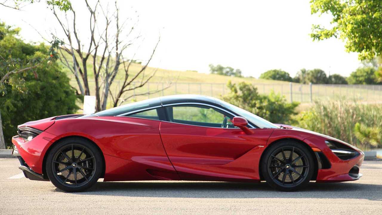 6. McLaren 720S