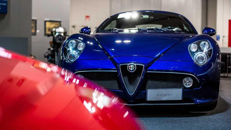 A Milano AutoClassica c'è l'Alfa nata da una scommessa con Marchionne