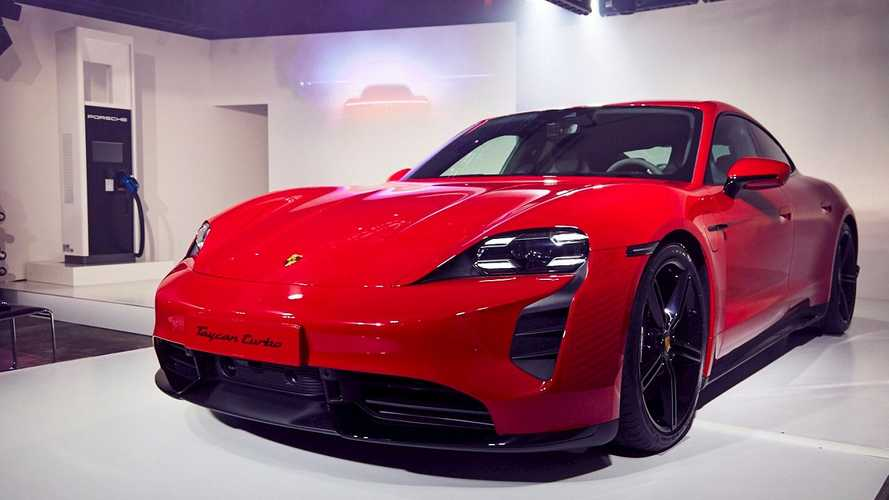 Porsche Taycan To Use 100 kW ABB CHAdeMO Chargers In Japan