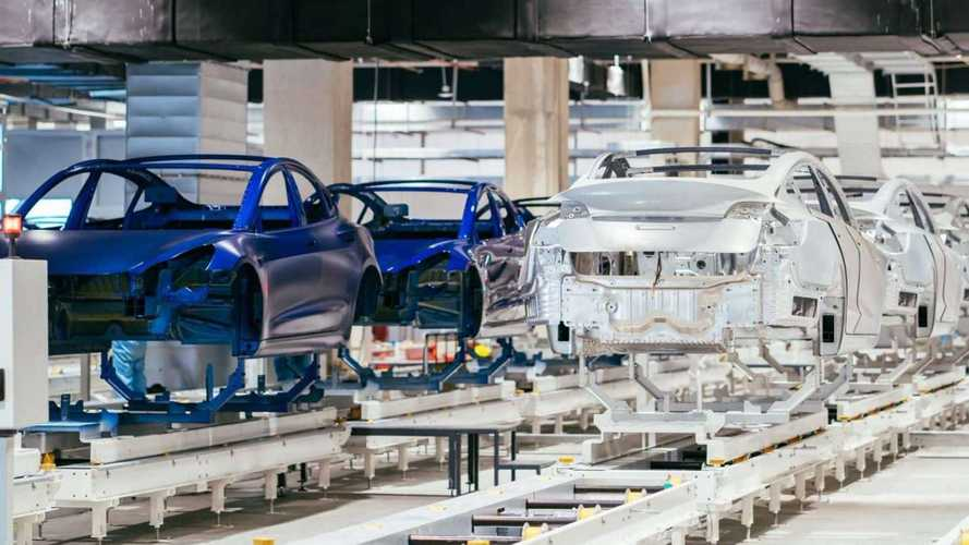 Tesla Model 3 Production In China Already Above 3,000 Per Week